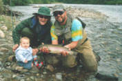 Alaska's Finest Fly Fishing Susitna Valley River Guides P.O. Box 886 Willow, AK 99688 # 907-495-2699