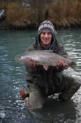 Andrew Peterson - Kenai River Fly Fishing P.O. Box 753 Cooper Landing, AK 99572 # 907-595-5733