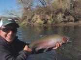 Darrin Deel- Darrin Deel Flyfishing Chico, CA # 530-228-0432