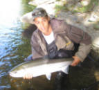 David Phillips- Clearwater Angling Guide Service Altmar, NY # 518-817-1531