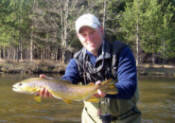 Ed McCoy- Hawkins Fly Fishing Outfitters PO Box 362 Traverse City, MI 49685 #231-228-7135