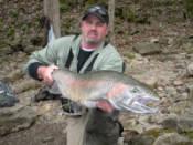 Frank Zak- Fishmaster Guide Service Western NY # 716-479-4568