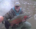 Kevin Foster- Salmon River Outfitters Altmar, NY 13302
