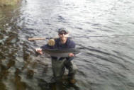 Mike Price- Salmon River Guide Pulaski, NY 13142 # 315-529-9159