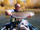 Paul Killino- Colorado River Outfitters Bond, CO 81620 # 970-653-FISH