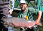 Ray Blodgett - Fisherman's Choice Charters P.O. Box 940276 Houston, AK 99694 # 800-989-8707