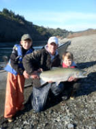 Russell Fishing Co Cap n' Gilz 59325 Sterling Hwy Kasilof, AK 99610 # 907-398-0053 (summer) # 541-254-0697 (winter)